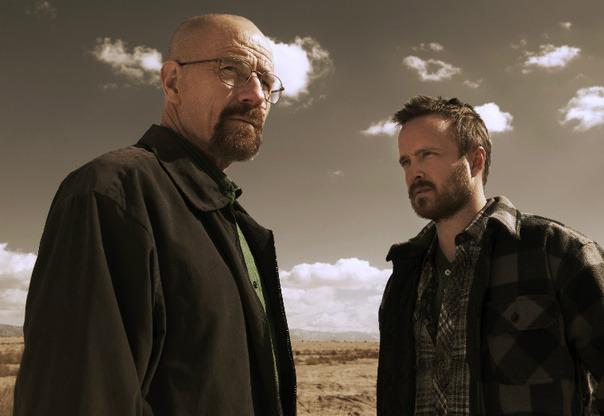 Breaking Bad Season 5 - Walt and Jesse