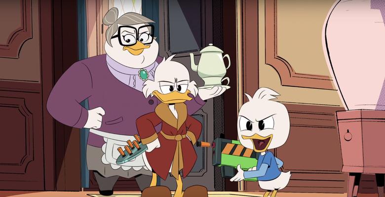 DuckTales Sneak Peek