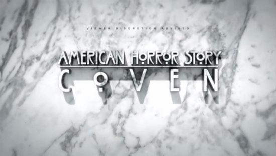 American Horror Story Coven logo