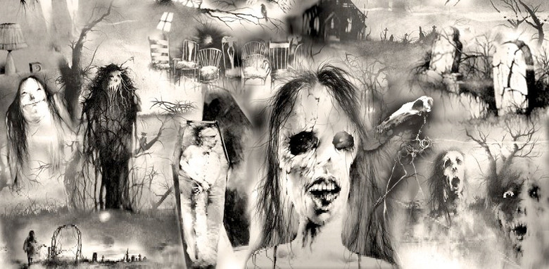 Scary Stories to Tell in the Dark documentary
