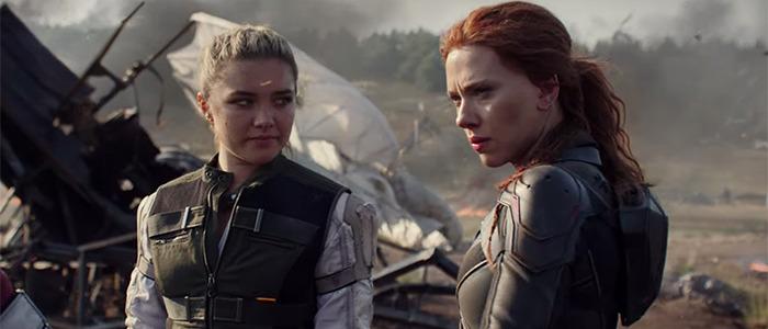 Black Widow Coming to Disney+