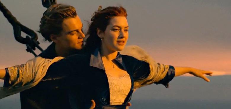 Titanic Screening on Queen Mary