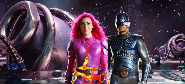 we can be heroes sharkboy and lavagirl