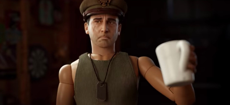 Welcome to Marwen Trailer new