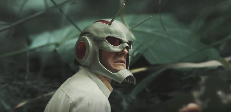Werner Herzog Ant-Man