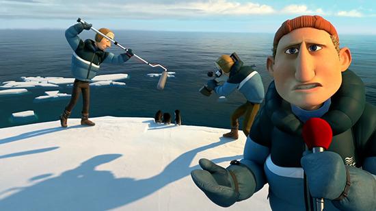 Werner Herzog Penguins