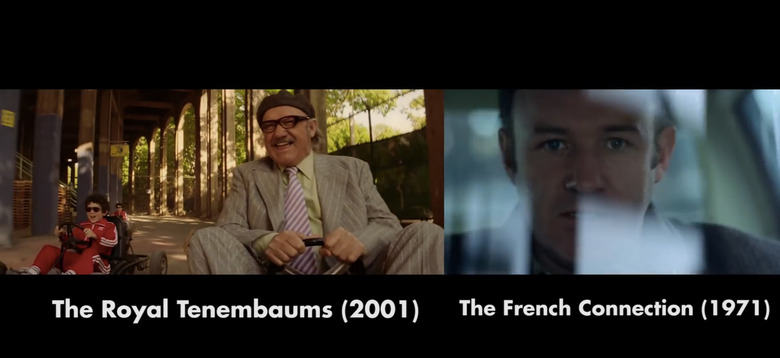 Wes Anderson Visual Influiences