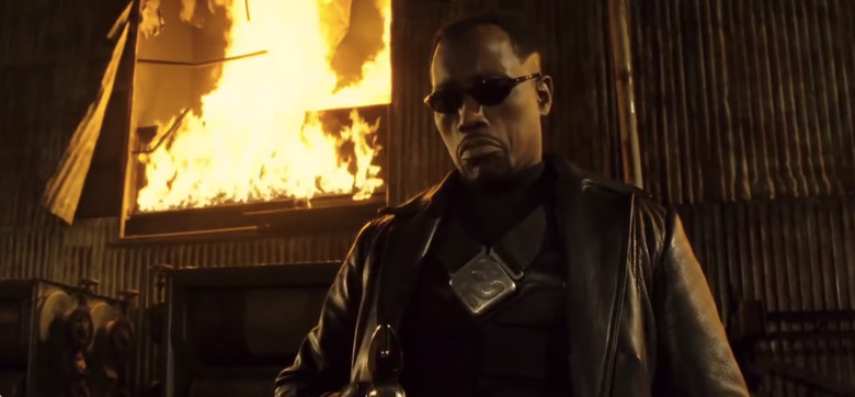 How Wesley Snipes Reacted to Blade News