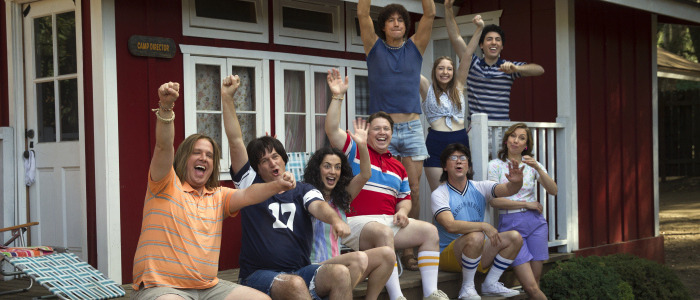 Wet Hot American Summer First Day of Camp header