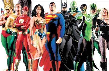 Justice League of America, Alex Ross