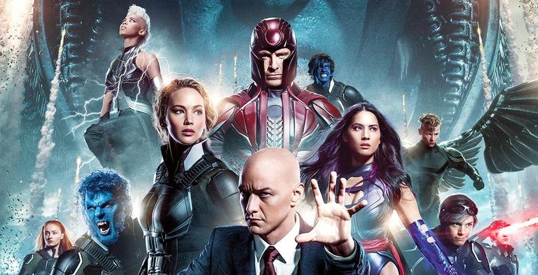 X-Men Apocalypse Credits Scene