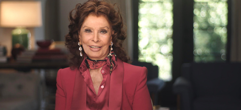 What Would Sophia Loren Do Trailer