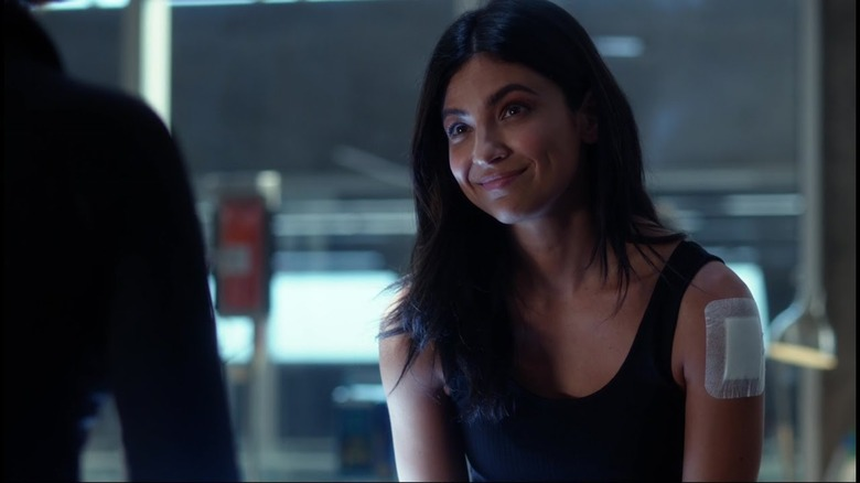 Floriana Lima in supergirl