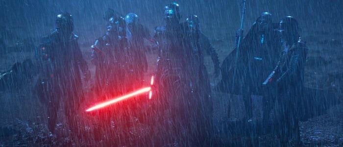 Knights of Ren in The last Jedi