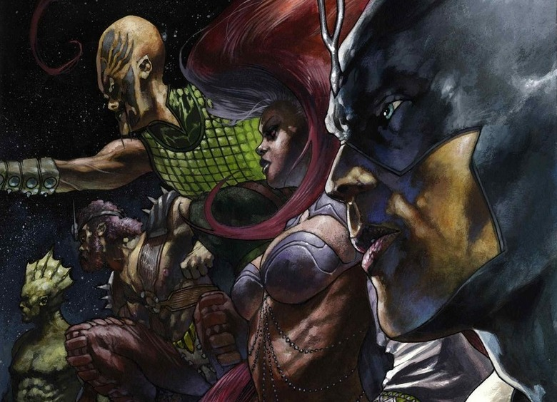 Who Are the Inhumans?