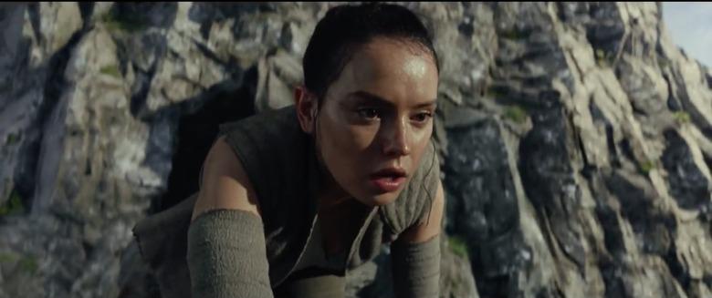 Star Wars The Last Jedi at Comic-Con