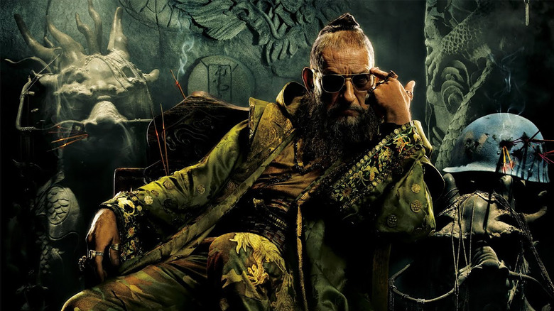 Who Is The  Fake  Mandarin? Everything You Need To Remember About Trevor Slattery Before Shang-Chi