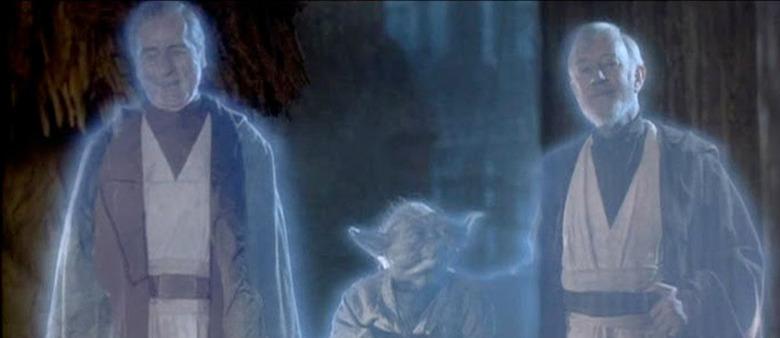 Jedi in The Force Awakens