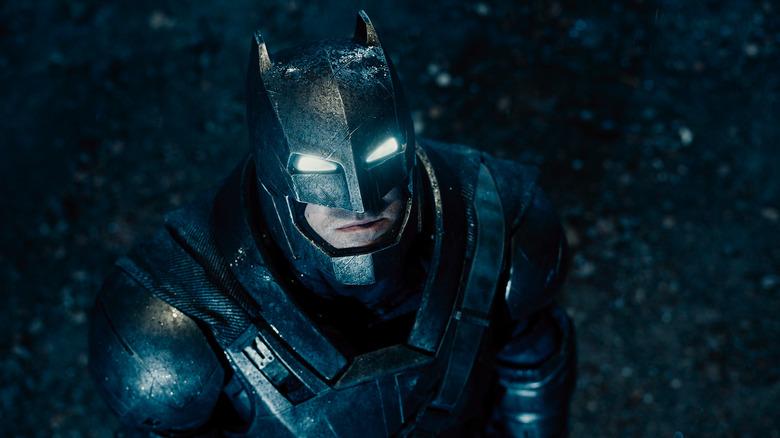 Batman v Superman Batsuit Armor