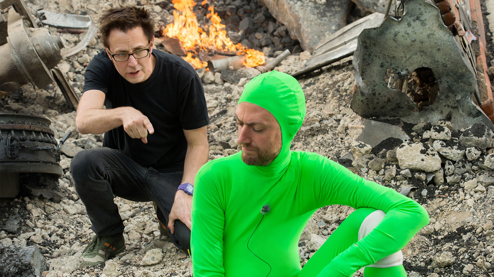 Why Guardians Of The Galaxy Vol. 3 Won't Use StageCraft Technology, According To James Gunn - /Film