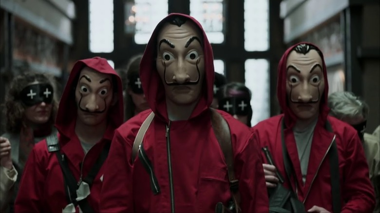 Why Is Money Heist Ending? Here s What We Know