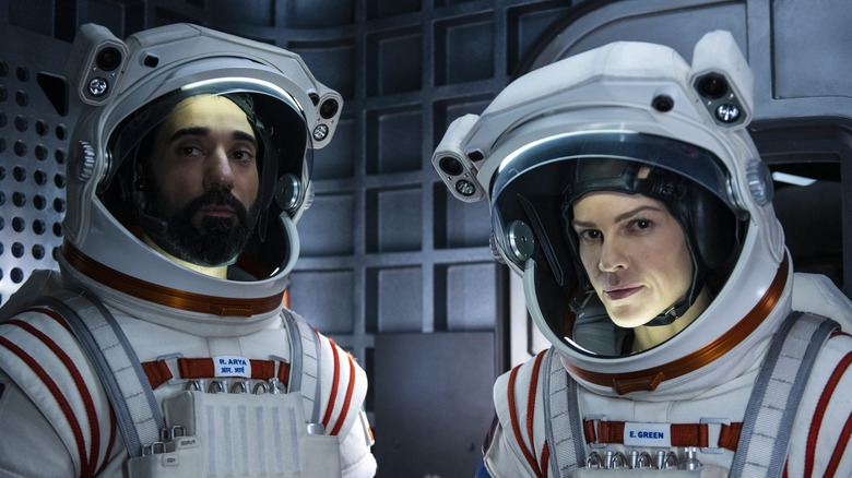 Away space suits