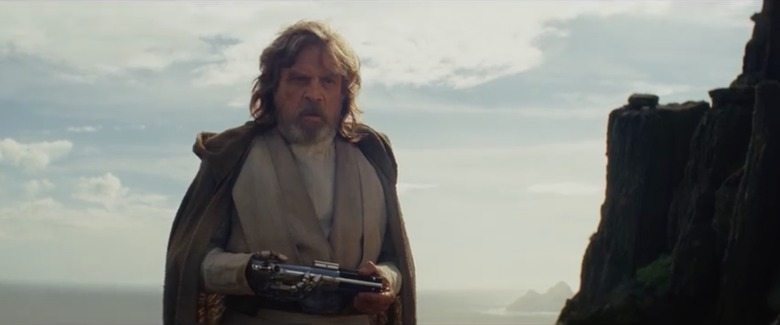 Last Jedi movie theaters