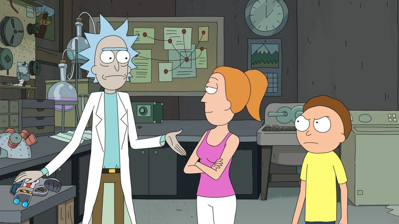 Why This Rick And Morty Episode Nearly Broke The Writers