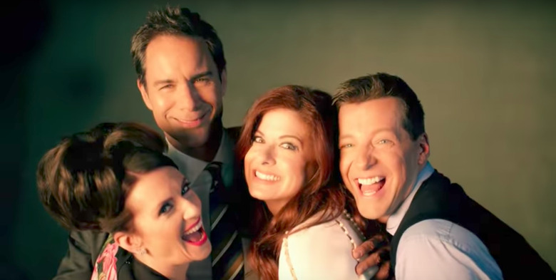 will and grace revival first look
