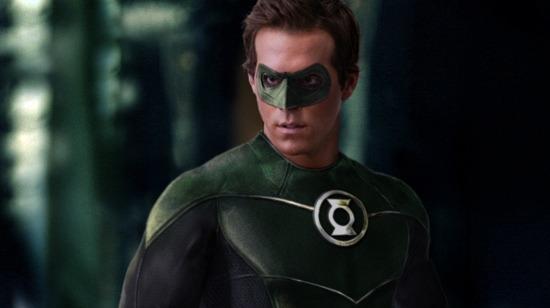Fan Art: Ryan Reynolds as The Green Lantern