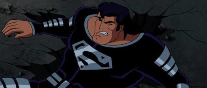 Superman new costume