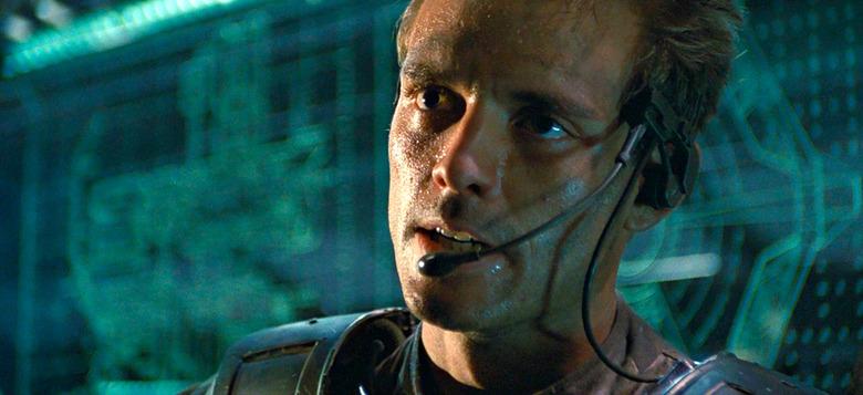 william gibson alien 3 script