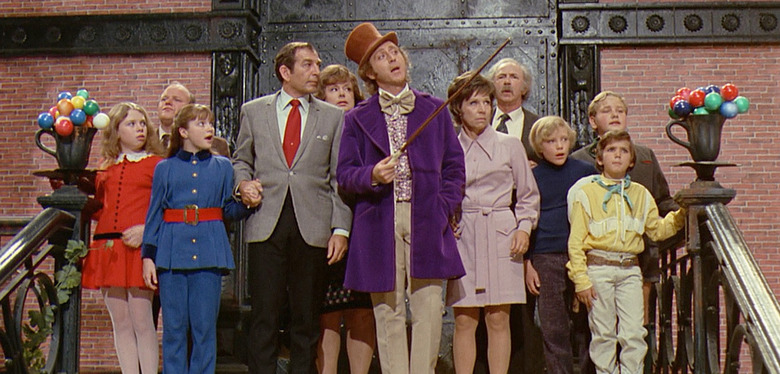 Willy Wonka and the Chocolate Factory Reunion