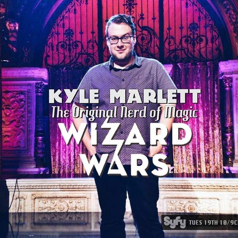 Wizard Wars Kyle Marlett