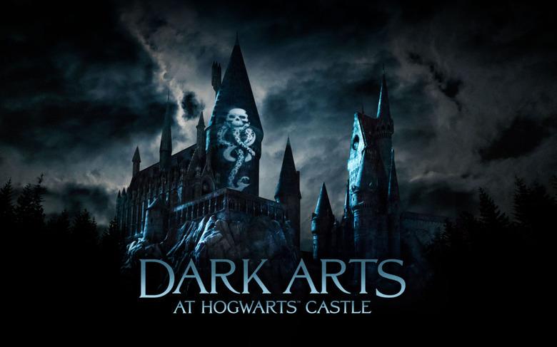 the wizarding world of harry potter dark arts