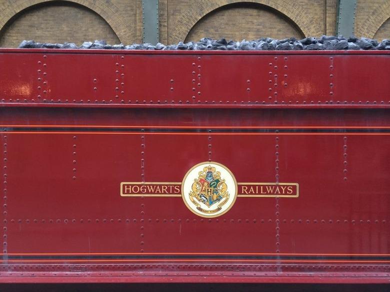 Wizarding World's Hogwarts Express Ride