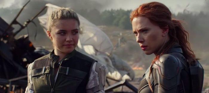 Scarlett Johansson Black Widow Lawsuit