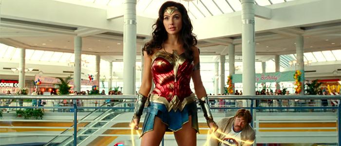 Wonder Woman 1984 Clips