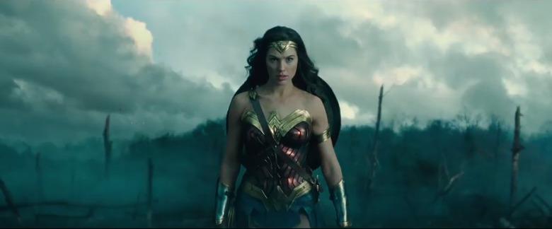 Wonder Woman blu-ray release