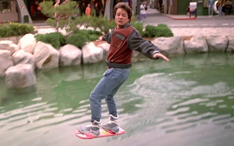 Back to the Future II Hoverboard