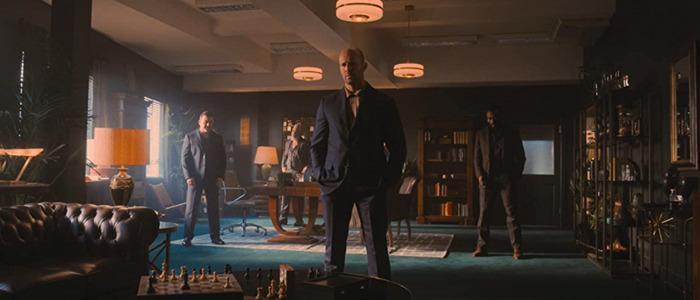 Wrath of Man box office
