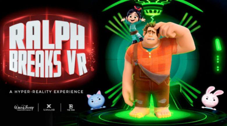Wreck-It Ralph VR