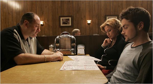 The Sopranos Ending