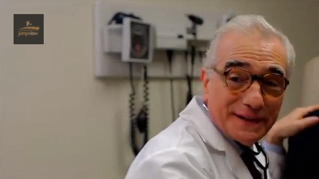 Martin Scorsese in Campus Life