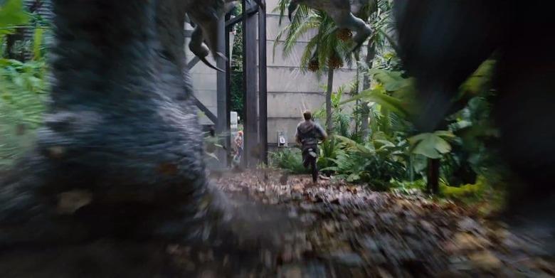 Jurassic World Dinosaur-Human Hybrids