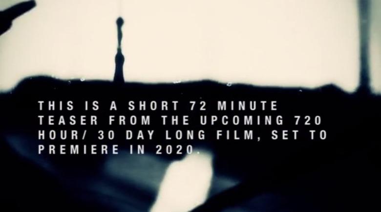 720-Hour Long Movie