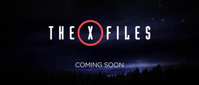 X-Files premiere date