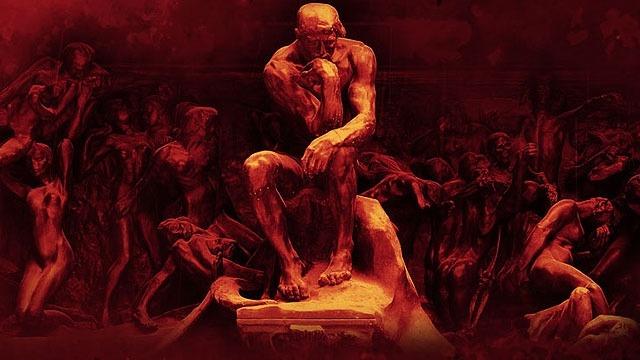 dantes inferno art