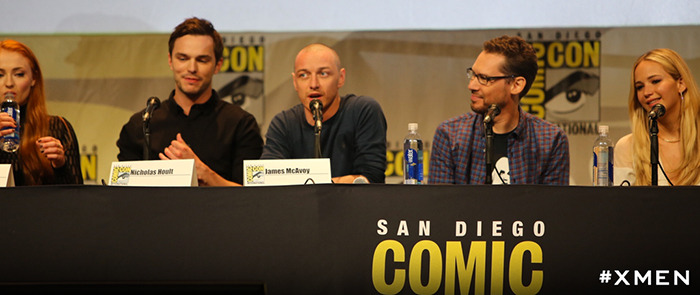 X-Men Apocalypse Comic Con