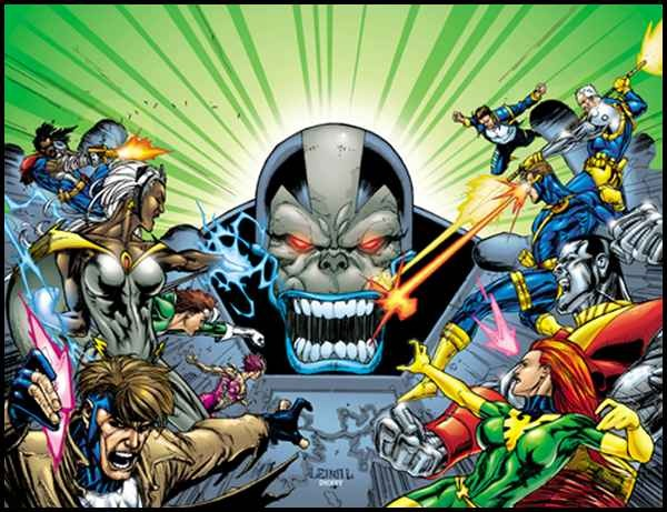 X-Men apocalypse original cast